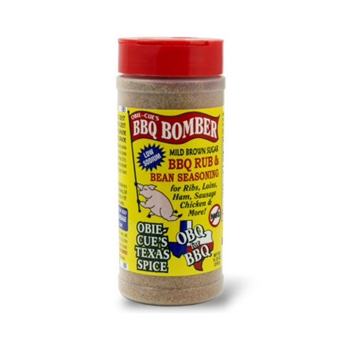 Obie-Cue's Texas Spices Sweet Rub BBQ Spice